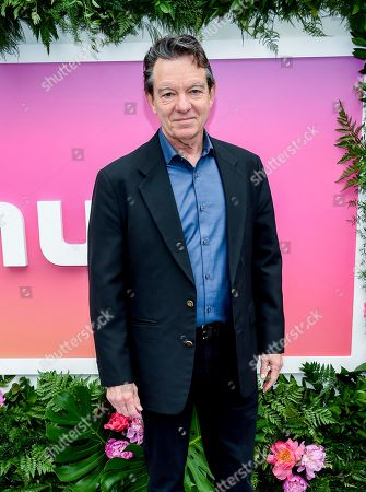 Lawrence Wright attends the Hulu 2017 Upfront Presentation at La Sirena on in New York