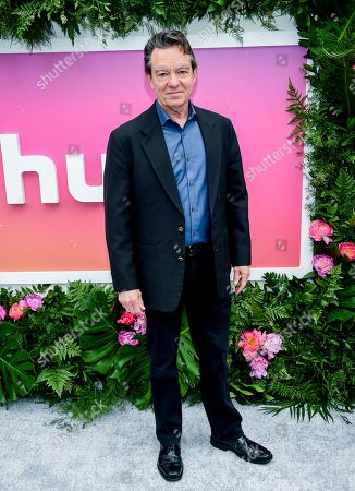 Stock Photo of Lawrence Wright attends the Hulu 2017 Upfront Presentation at La Sirena on in New York