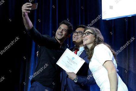Editorial photo of JED Gala 2017, New York, USA - 5 Jun 2017