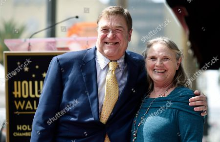 Editorial picture of John Goodman Honored with a Star on the Hollywood Walk of Fame, Los Angeles, USA - 10 Mar 2017