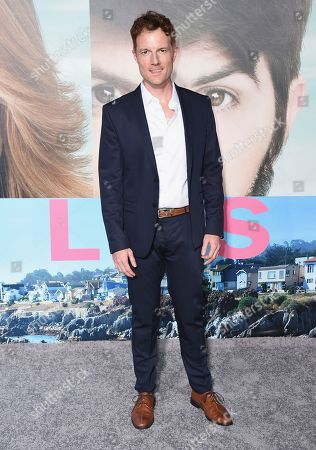 "Stephen Graybill arrives at the Los Angeles premiere of ""Big Little Lies"" at the TCL Chinese Theatre on"