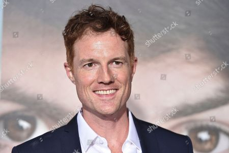"Stock Picture of Stephen Graybill arrives at the Los Angeles premiere of ""Big Little Lies"" at the TCL Chinese Theatre on"