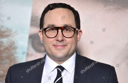 "P. J. Byrne arrives at the Los Angeles premiere of ""Big Little Lies"" at the TCL Chinese Theatre on"