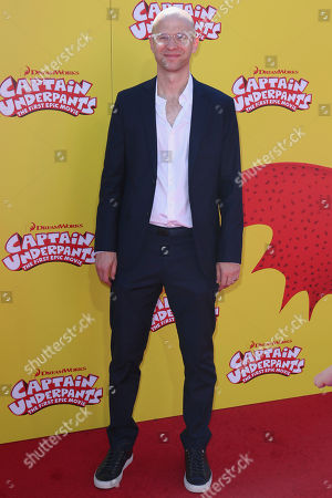 "Editorial photo of LA Premiere of ""Captain Underpants: The First Epic Movie"", Los Angeles, USA - 21 May 2017"