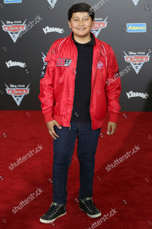 "Editorial picture of LA Premiere of ""Cars 3"", Anaheim, USA - 10 Jun 2017"