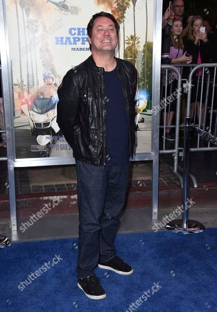 "Doug Benson arrives at the Los Angeles premiere of ""CHIPS"" at the TCL Chinese Theatre on"