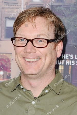 "Stock Image of Andy Daly attends the LA Premiere of ""Crashing at Avalon Hollywood, in Los Angeles"