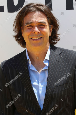 """Stock Picture of Heitor Pereira arrives at the World Premiere of """"Despicable Me 3"""" at the Shrine Auditorium, in Los Angeles"""