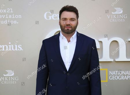 "Seth Gabel arrives at the LA Premiere of ""Genius"" at the Fox Theatre at Westwood Village, in Los Angeles"