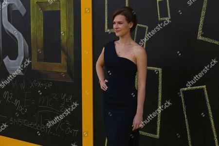 "Editorial picture of LA Premiere of ""Genius"" - Arrivals, Los Angeles, USA - 24 Apr 2017"