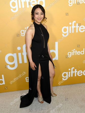 "Editorial picture of LA Premiere of ""Gifted"" - Arrivals, Los Angeles, USA - 4 Apr 2017"