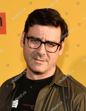 """Editorial picture of LA Premiere of """"How to Be a Latin Lover"""" - Arrivals, Los Angeles, USA - 26 Apr 2017"""