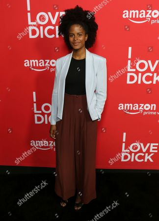 "Editorial image of LA Premiere of ""I Love Dick"" Season One - Arrivals, Los Angeles, USA - 20 Apr 2017"
