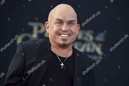 """Stock Picture of Martin Klebba arrives at the Los Angeles premiere of """"Pirates of the Caribbean: Dead Men Tell No Tales"""" at the Dolby Theatre on"""