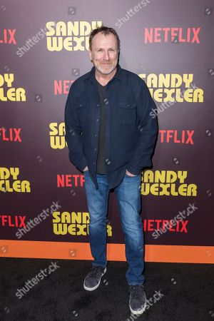 """Colin Quinn arrives at the LA Premiere of """"Sandy Wexler"""" at the Arclight Hollywood, in Los Angeles"""