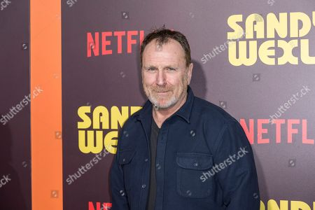 """Stock Picture of Colin Quinn arrives at the LA Premiere of """"Sandy Wexler"""" at the Arclight Hollywood, in Los Angeles"""