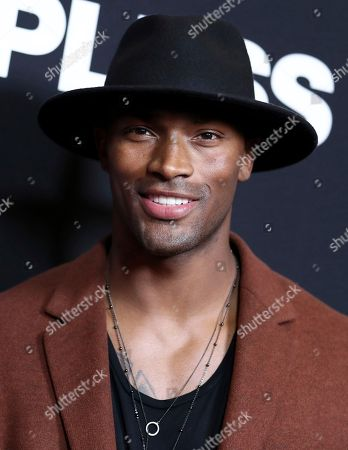 """Editorial picture of LA Premiere of """"Sleepless"""" - Arrivals, Los Angeles, USA - 5 Jan 2017"""