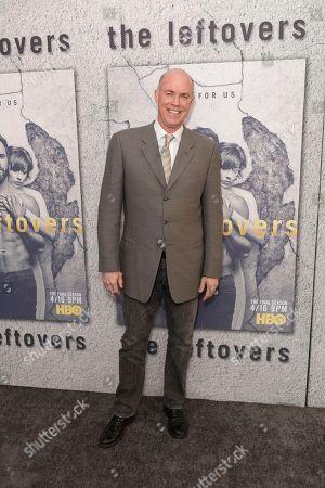"Editorial image of LA Premiere of ""The Leftovers"" Season Three - Arrivals, Los Angeles, USA - 4 Apr 2017"