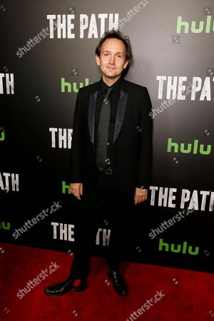 """Will Bates arrives at the LA Premiere of """"The Path"""" Season Two, in Los Angeles"""
