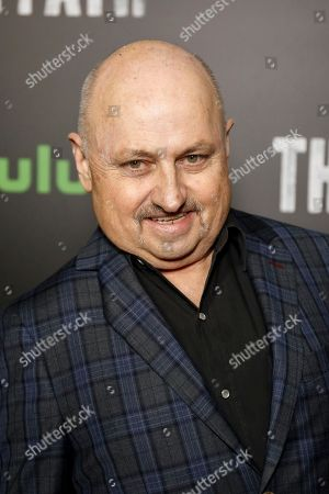 "Clark Middleton arrives at the LA Premiere of ""The Path"" Season Two, in Los Angeles"