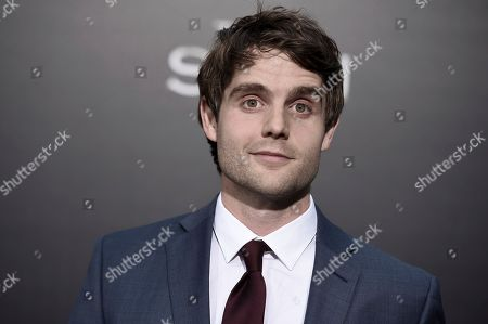 """Stock Image of Sean Stone attends the LA premiere of """"The Son"""" Season One held at ArcLight Hollywood, in Los Angeles"""