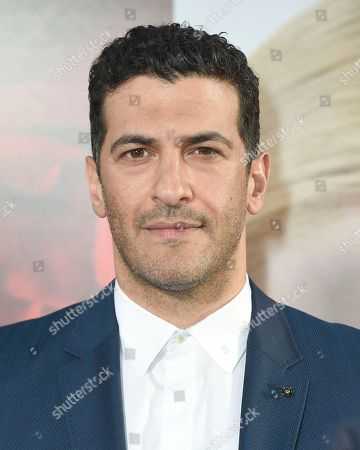 "Simon Kassianides arrives at the Los Angeles premiere of ""Unforgettable"" at the TCL Chinese Theatre on"