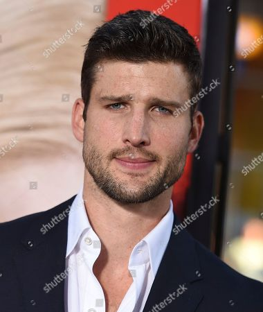 """Parker Young arrives at the Los Angeles premiere of """"Unforgettable"""" at the TCL Chinese Theatre on"""