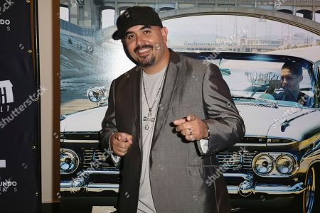 "Anthony 'Citric' Campos arrives at the Los Angeles Special Screening of ""Lowriders"" at the L.A. Live on"