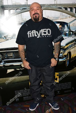 "Editorial photo of LA Special Screening of ""Lowriders"" - Arrivals, Los Angeles, USA - 9 May 2017"