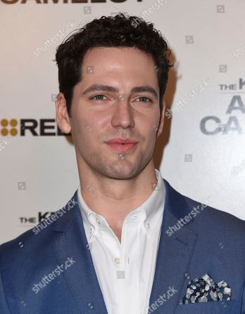 "Brett Donahue arrives at a special screening of ""The Kennedys - After Camelot"" at The Paley Center for Media, in Beverly Hills, Calif"