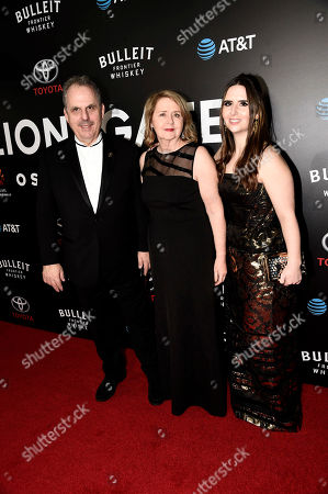 "Hacksaw Ridge"" Producer Bill Mechanic and guests seen at Lionsgate's Oscar Celebration, presented by Bulleit Frontier Whiskey at Soho House West Hollywood, in West Hollywood, Calif"
