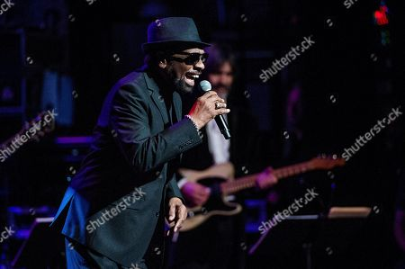 William Bell performs at Love Rocks NYC! at the Beacon Theatre on in New York