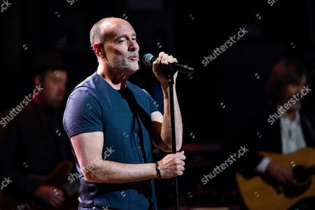 Marc Cohn performs at Love Rocks NYC! at the Beacon Theatre on in New York