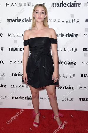 Stock Picture of Lili Reinheart attends the Marie Claire Celebrates May Cover Stars event at the Doheny Room, in West Hollywood, Calif