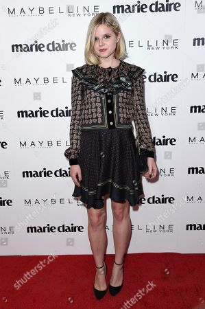 Ana Mulvoy Ten attends the Marie Claire Celebrates May Cover Stars event at the Doheny Room, in West Hollywood, Calif