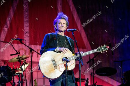 Gary Mule Deer performs during Marty Stuart's 16th Annual Late Night Jam at the Ryman Auditorium on in Nashville, Tenn