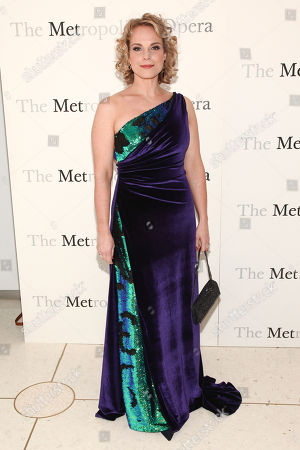Elina Garanca attends The Metropolitan Opera's 50th anniversary at Lincoln Center celebration, in New York