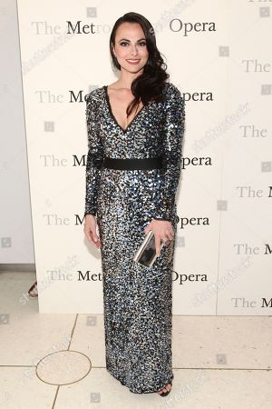 Isabel Leonard attends The Metropolitan Opera's 50th anniversary at Lincoln Center celebration, in New York