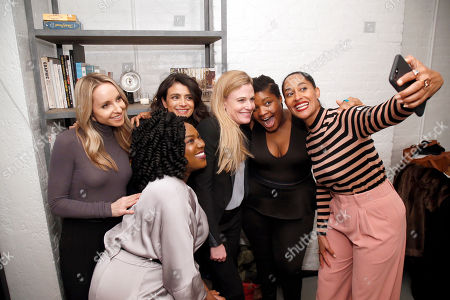 Editorial picture of Motrin Launch Event with Tracee Ellis Ross, New York, USA - 7 Feb 2017
