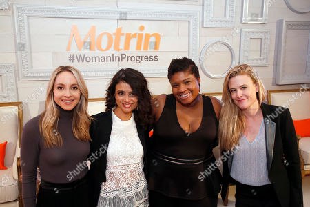 Editorial photo of Motrin Launch Event with Tracee Ellis Ross, New York, USA - 7 Feb 2017