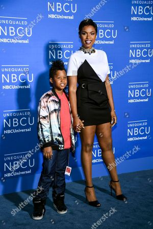 Editorial image of NBCUniversal Network 2017 Upfront Red Carpet, New York, USA - 15 May 2017