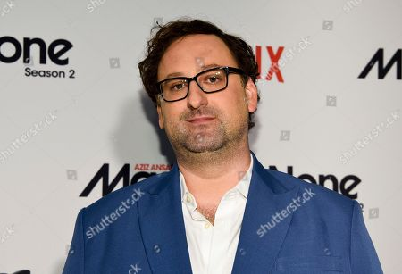 """Actor Eric Wareheim attends Netflix's """"Master of None"""" season two premiere at the SVA Theatre, in New York"""
