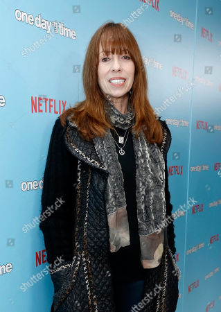 """Mackenzie Phillips seen at Netflix """"One Day at a Time"""" S1 Premiere at The London West Hollywood, in West Hollywood, Calif"""