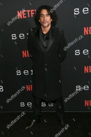 "Editorial photo of Netflix ""Sense8"" Season 2 Premiere, New York, USA - 26 Apr 2017"
