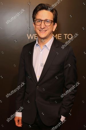 Paul Rust arrives at the Netflix FYSee Kick-Off Event, in Beverly Hills, Calif