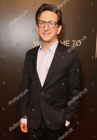 Stock Image of Paul Rust arrives at the Netflix FYSee Kick-Off Event, in Beverly Hills, Calif