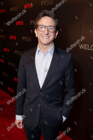 Paul Rust seen at Netflix FYSee Kickoff Event, an experiential exhibition space, bringing the best of Netflix series to life for industry and guild members leading into Emmy voting season,, in Beverly Hills, Calif