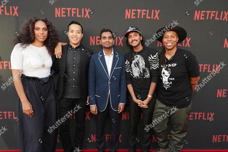 "Editorial photo of Netflix original series ""Master of None"" ATAS panel, Los Angeles, USA - 5 Jun 2017"