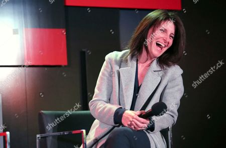 """Stock Photo of Director Pamela Fryman seen at the Netflix original series """"One Day at a Time"""" FYC Panel at the FYSee exhibit space, in Los Angeles"""