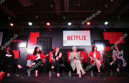 """Editorial image of Netflix Original Series """"One Day at a Time"""" FYC Panel, Beverly Hills, USA - 9 May 2017"""
